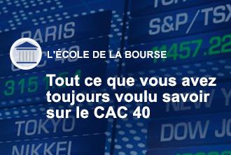 Formation Bourse : Module sur le CAC 40