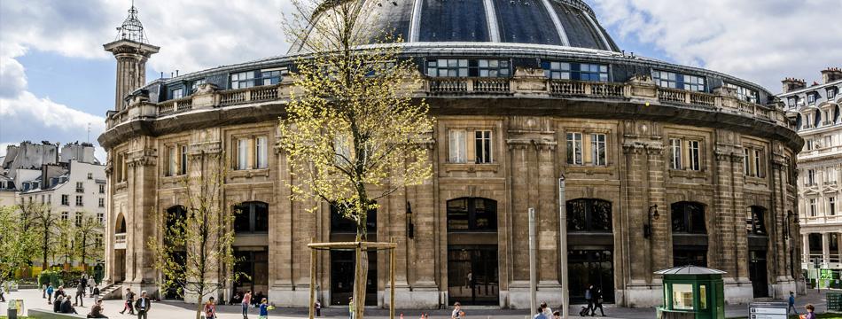 Conférence artistique : Collection Pinault-Paris, ouverture printemps 2020. Bourse de Commerce 31/03/2020