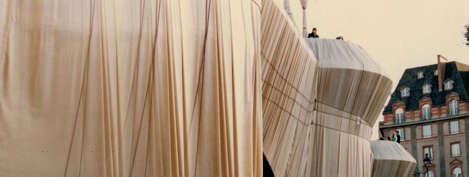 Conférence artistique : Christo & Jeanne-Claude, l'art d'emballer 05/03/2020