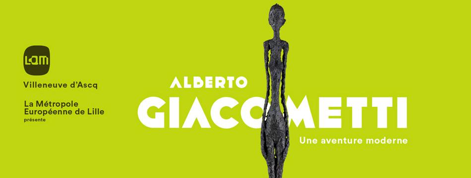 "Visite guidée de l'exposition ""Alberto Giacometti"" 23/05/2019"