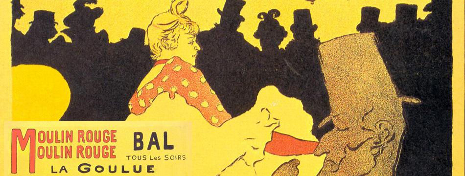 Conférence artistique : Henri de Toulouse-Lautrec, artiste maudit et génie bohème 04/10/2019